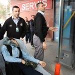 Kahramanmaraş'ta otobüslerde fenalaşan iki yolcuyu şoförler hastaneye yetiştirdi