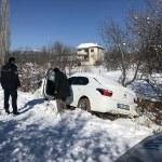 Uşak'ta kayıp şahsın otomobili terk edilmiş halde bulundu