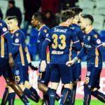 Medipol Başakşehir tek golle kazandı