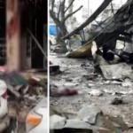 Münbiç'te büyük patlama! ABD askeri de öldü