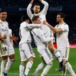 Real Madrid son anda kazandı