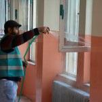 Okulların temizliği hükümlülere emanet