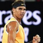 Rafael Nadal son 4'e kaldı