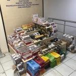 Uşak'ta kaçak tütün operasyonu