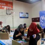 Elazığ'da gençlerden sokak hayvanları için barınma evi