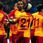 Boluspor - Galatasaray! Maçta ilk gol geldi
