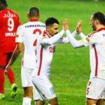 Antalya'yı deviren Göztepe çeyrek finalde!