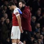 Arsenal'da sakatlık şoku!