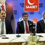 Saadet Partisi belediye başkan adayı açıklandı
