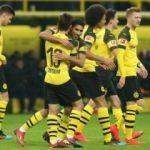 Borussia Dortmund gol oldu yağdı!
