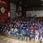 Bucak'ta 7 günde yaklaşık 6 bin kişi sinemayla buluştu