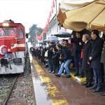 Atatürk'ün Turgutlu'ya gelişinin 96. yıl dönümü