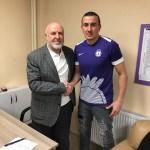 Afjet Afyonspor'da transfer
