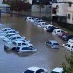 Cezayir'de sel felaketi:5 ölü