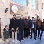 Mardin'in ilçelerinde görev yapan öğretmenler buluştu