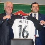 Bursaspor ile Neftçi Bakü iş birliği protokolü imzaladı