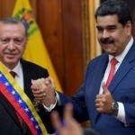 Erdoğan'dan Maduro'ya: Dik dur yanındayız