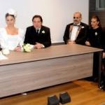 Fazıl Say ile Ece Dağıstan evlendi