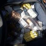 Otobüsteki yolcudan binlerce kaçak ilaç çıktı