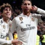 Real Madrid avantajı kaptı!