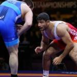 Taha Akgül, Rusya'da finale yükseldi