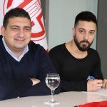 Antalyaspor'da 3 transfer için imza töreni