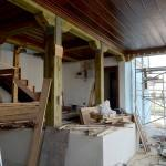 Bursa'da tarihi binalar restore ediliyor
