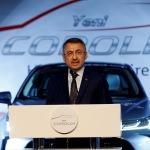 """""""Yeni Toyota Corolla""""nın hattan çıkış töreni"""
