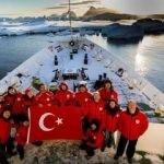 3. Ulusal Antarktika Bilim Seferi başlıyor