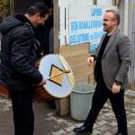 AK Parti Grup Başkanvekili Turan'dan dernek ziyareti