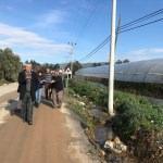 Bodrum'daki selin ardından hasar tespiti yapıldı