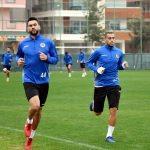 Alanyaspor'da Galatasaray maçı hazırlıkları