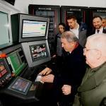 Milli Savunma Bakanı Hulusi Akar, TEI'yi ziyaret etti