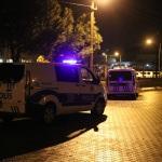 Yolcunun midibüs şoförüne bıçaklı saldırısı güvenlik kamerasında