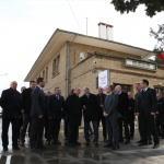 TCDD Genel Müdürü İsa Apaydın, Burdur'da incelemede bulundu