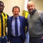 Ankaragücü, Hadi Sacko'yla imzaladı!