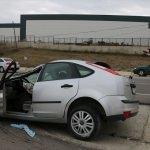 Malkara'da trafik kazası: 1 yaralı