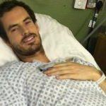 Andy Murray ameliyat edildi