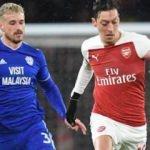Arsenal ikinci yarıda açıldı