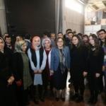 Başkan Şahin organize sanayi çalışanlarıyla bir araya geldi
