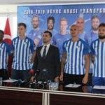 BB Erzurumspor'dan imza şov