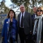 BM yetkilisi Fidan'la görüşmek için Adliye'de