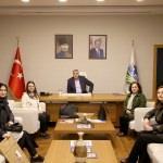 Büyükşehir Belediye Başkanı Toçoğlu'na ziyaret