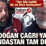 Erdoğan çağrı yapmıştı! Vatandaştan tam destek