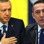 F.Bahçe'den Erdoğan'a davet! '25 yıldır...'