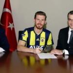 Fenerbahçe, Serdar Aziz'i resmen açıkladı