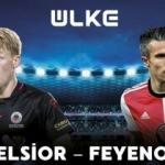 Feyenoord'un konuğu Excelsior