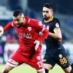 Galatasaray-Boluspor! Muhtemel 11'ler