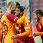 Galatasaray gol şovla turladı!