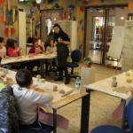 Gaziantep'te yarıyıl kurslarına yoğun ilgi